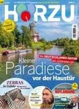 Zeitschrift HÖRZU